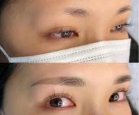「眉タイプ」×「なりたい眉デザイン」 今回の眉タイプ 【短眉さん】