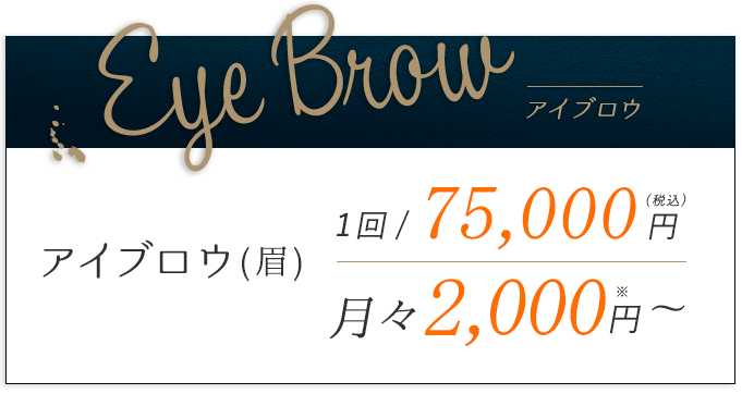 4Dストローク 2回/120,000円 月々3,000円